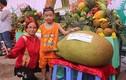 """Lạc vào thế giới """"hàng khủng"""" trong ngày hội vườn trái cây"""