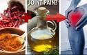 Bài thuốc từ dầu oliu, ớt trị đau khớp cực nhạy