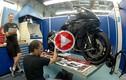 Biến siêu mô tô Yamaha R1 2015 thành xe đua