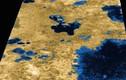 Phát hiện hồ khí mêtan trên sao Thổ