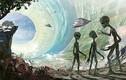 Sửng sốt giả định người ngoài hành tinh từng sinh sống trên Trái đất