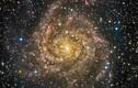 """Phát hiện thiên hà đẹp mĩ miều """"núp"""" trong Dải Ngân hà"""