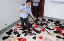 Bị bắt vì ăn cắp đồ lót phụ nữ tự sướng