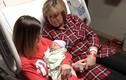 Hy hữu bà ngoại mang thai cháu gái ruột