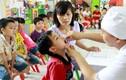 Ngày 1/6, gần 5 triệu trẻ em được uống vitamin A miễn phí.