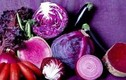 Món ăn ngon bài thuốc tốt từ thực phẩm màu tím