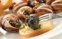 5 món ăn khó cưỡng đầy mê hoặc từ ốc sên