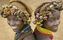 Tròn mắt ngắm trang sức làm đẹp của bộ lạc ở châu Phi