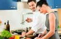 Bạn có tới 6 động tác giảm cân làm đẹp trong nhà bếp