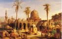 Thời hoàng kim chưa một lần tiết lộ của thủ đô Baghdad