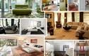 """Ý tưởng trang trí phòng """"chất lừ"""" với tấm thảm hiện đại"""