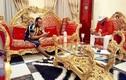 Khó tin loạt nội thất bằng vàng trong nhà tỷ phú trẻ nhất Châu Phi