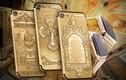 BST iPhone 7 mạ vàng chạm khắc biểu tượng tôn giáo siêu độc