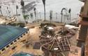 Sân bay độc đáo nhất thế giới hư hại nặng vì bão Irma