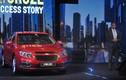 """Chevrolet ra mắt Cruze 2015 """"chốt giá"""" từ 572 triệu đồng"""