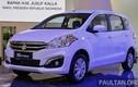 Mẫu MPV cỡ nhỏ Ertiga của Suzuki vừa ra mắt có gì?