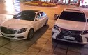 """Bộ đôi xe sang hơn 20 tỷ """"chạm mặt"""" tại Lào Cai"""