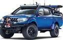 Bán tải Mitsubishi Trtion Barbarrian sắp ra mắt có gì?