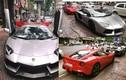 Bộ 3 siêu xe chục tỷ họp mặt tại Sài Gòn
