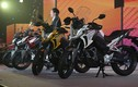 """Môtô """"phượt"""" Honda CB190X chính thức ra mắt"""