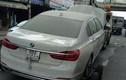 """Xe sang tiền tỷ BMW 7-Series """"nát đầu"""" tại Kiên Giang"""
