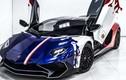 """Aventador SV 35 tỷ của Minh """"nhựa"""" thay áo 45 triệu đồng"""