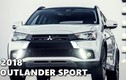 "Mitsubishi Outlander Sport 2018 ""chốt giá"" 568 triệu đồng"