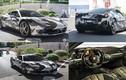 """Bản độ siêu xe Ferrari 458 Italia màu """"rằn ri"""" siêu độc"""