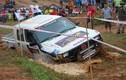 Xem dân chơi ôtô Việt lội bùn, phá xe tại VOC 2017
