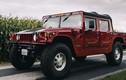 """Soi siêu SUV Hummer H1 chạy điện của """"Kẻ hủy diệt"""""""
