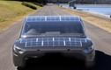 SV chế ôtô năng lượng mặt trời tốc độ 130 km/h