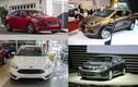 Loạt ôtô vừa giảm giá cả trăm triệu tại Việt Nam