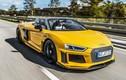 Audi R8 Spyder mạnh ngang V10 Plus nhờ gói độ ABT