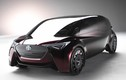 """Toyota """"vén màn"""" sedan cao cấp Fine-Comfort Vehicle mới"""