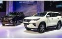 Doanh số ôtô SUV 7 chỗ giảm mạnh tại Việt Nam