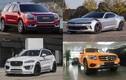 Top 10 xe ôtô đừng nên mua trong năm 2017