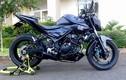 """Dân chơi """"biến hình"""" Yamaha MT-25 thành siêu môtô"""