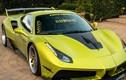"""Siêu xe Ferrari 488 GTB độ widebody """"hàng khủng"""""""