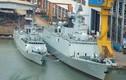 Lộ bằng chứng Trung Quốc nâng cấp tàu chiến Type 054A