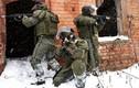 Theo dõi Quân đội Nga tập trận trong mùa đông Crimea