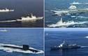 Hải quân Trung Quốc liệu đã đuổi kịp Mỹ?