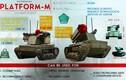 Giải mật việc Nga sử dụng robot chiến đấu ở Syria