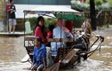 Lụt lội kinh hoàng ở Jakarta, Indonesia