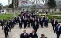 Bộ ảnh Tổng thống Obama đi khắp thế giới