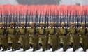 Hình ảnh Triều Tiên bên miệng hố chiến tranh