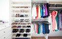 Cách sắp xếp tủ quần áo khoa học, tiện lợi nhất
