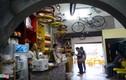Độc đáo quán cà phê trang trí từ phế liệu