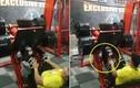 Khó tin những pha tai nạn khi tập gym