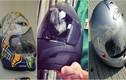 """Video: 20 hình ảnh cho thấy mũ bảo hiểm là """"vị cứu tinh"""" của bạn"""