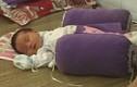 Hà Nội: Bé sơ sinh bị bỏ rơi cùng lá thư của mẹ